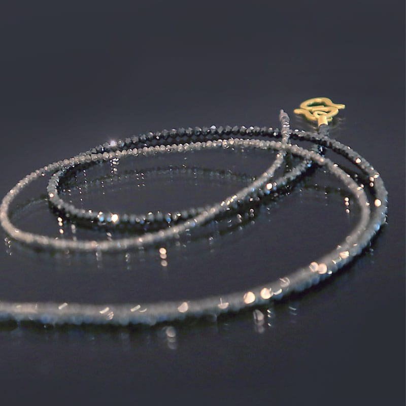 Diamantketten Gold