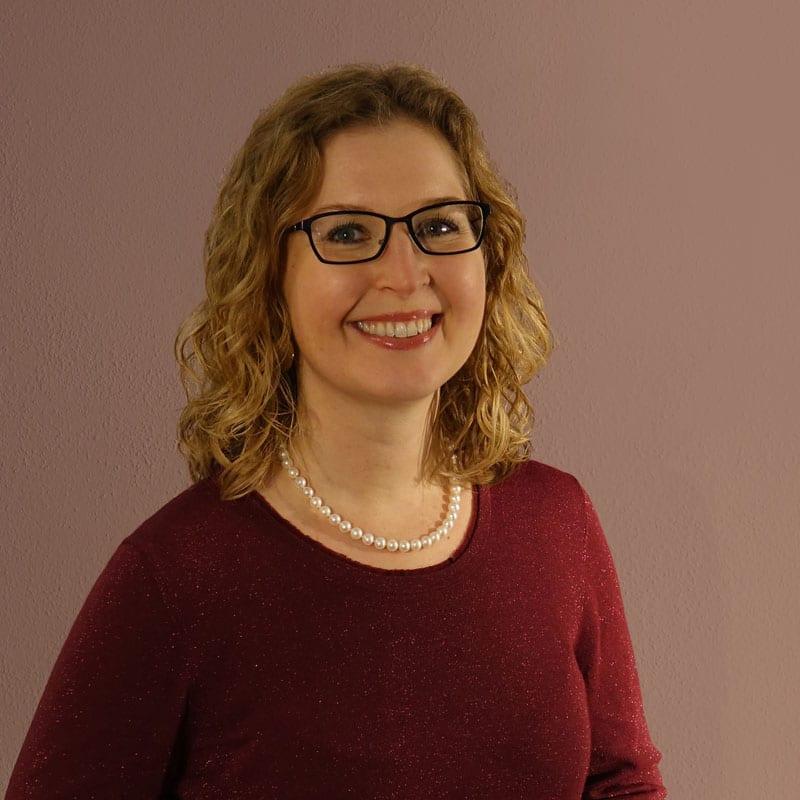 Goldschmiedemeisterin Kathrin Müller